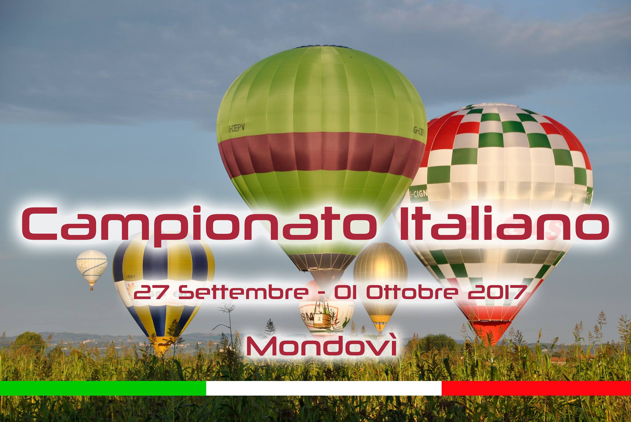 Campionato Italiano di Mongolfiere a Mondovì